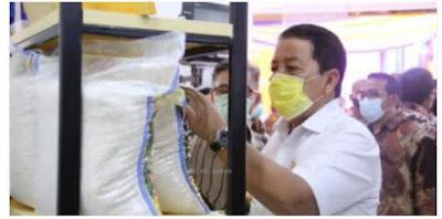 Gubernur Arinal Luncurkan Logo dan Buka Showroom Wahana Raharja