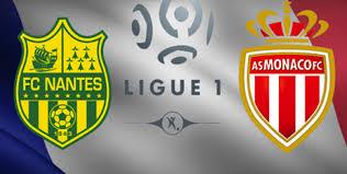 NANTES VS AS MONACO ,مشاهدة مباراة نانت و موناكو بث مباشر, الدوري الفرنس