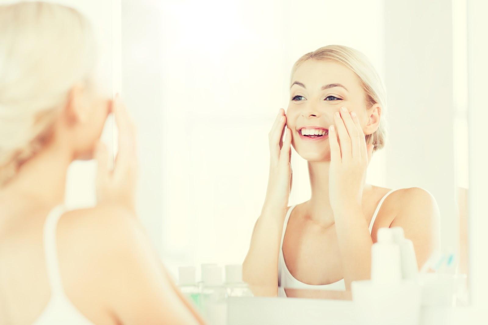 Prawidłowe oczyszczanie skóry twarzy