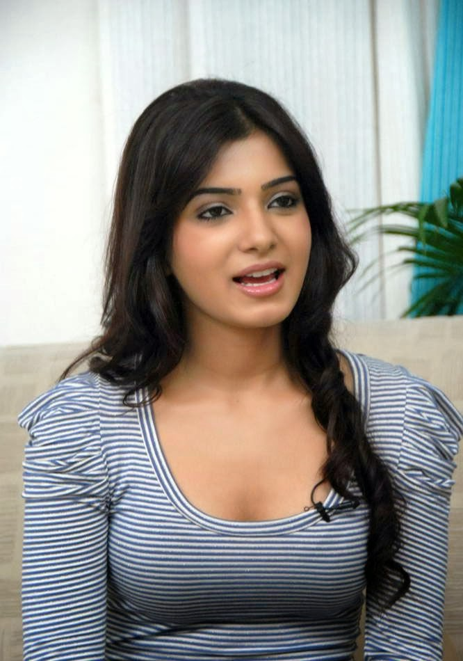 Samantha Cute Pics And Hot Navel Show - Hot  Sexy Bikini -4105