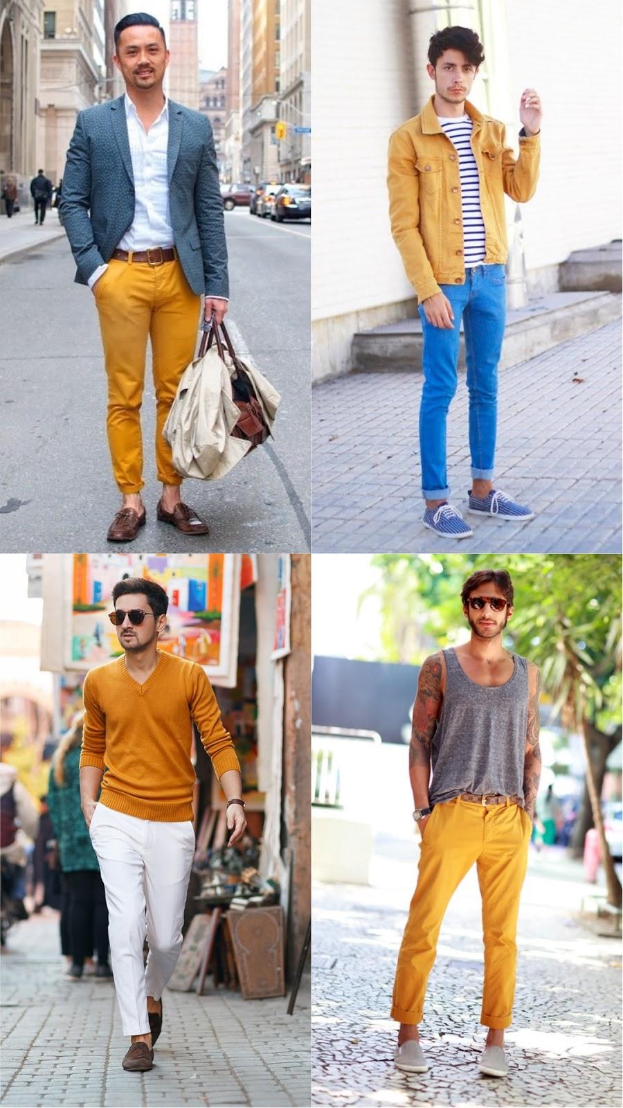 tendencias-moda-masculina-primavera-verao-2019-blog-tres-chic-look-amarelo-mostarda
