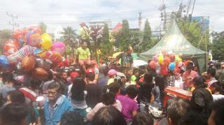 Cap Go Meh 2016, Warga Antusias Saksikan Atraksi Seru Tatung Pontianak Kalimantan