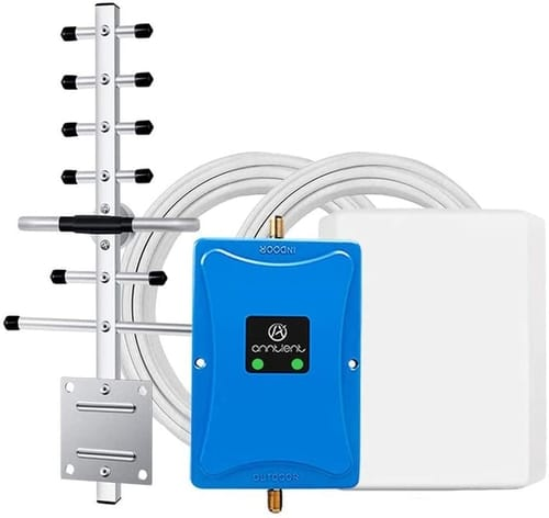 A ANNTLENT Dual Band 850/1700MHz Cell Phone Signal Booster
