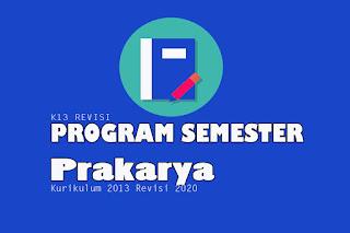 Prosem Prakarya SMA Kurikulum 2013 Revisi