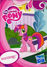 My Little Pony Pony Collection Set Beachberry Blind Bag Card