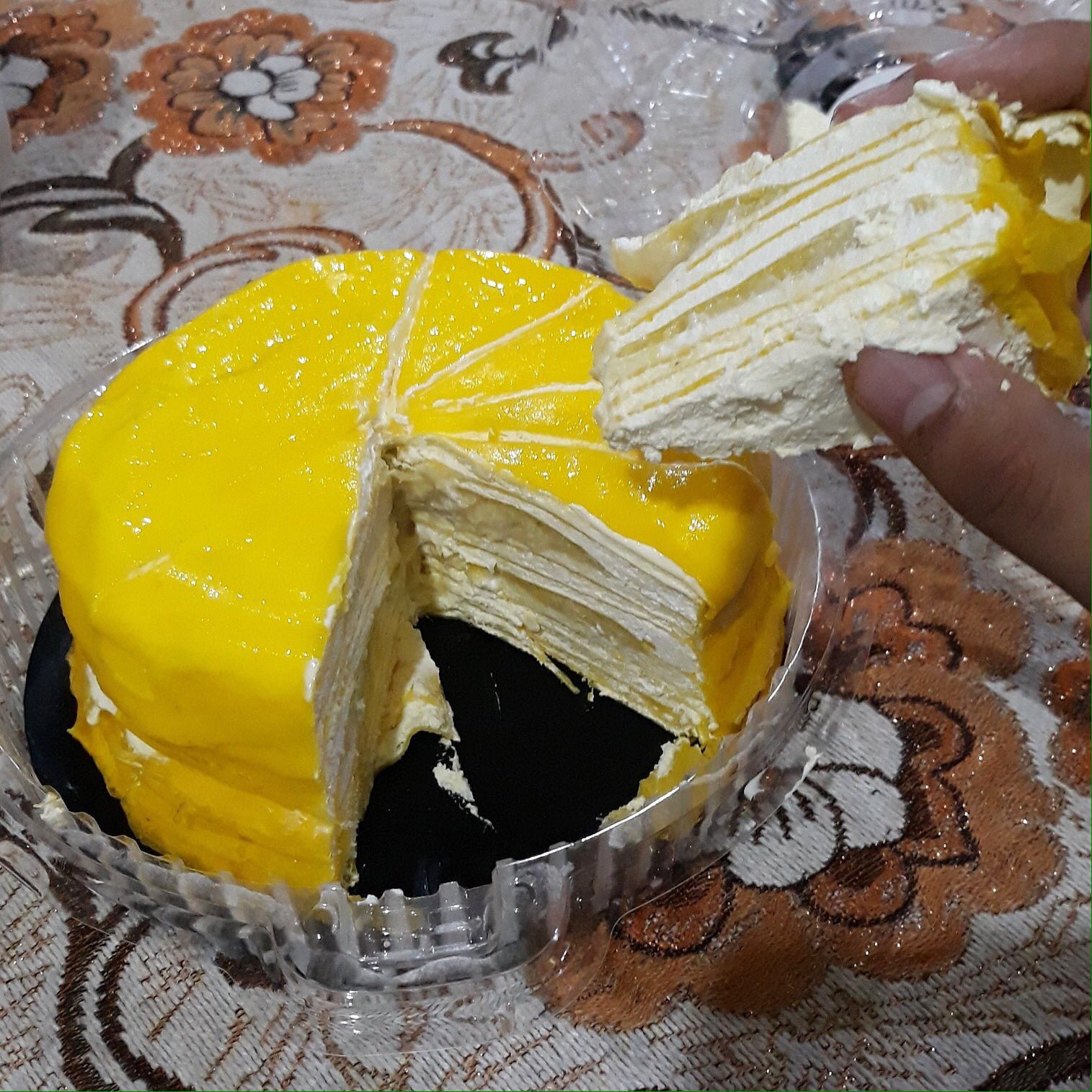 durian mille