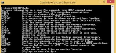 CMD, command prompt, dasar-dasar CMD, daftar perintah CMD, perintah dasar CMD