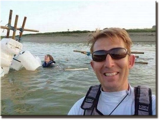 Selfie - Naufrágio