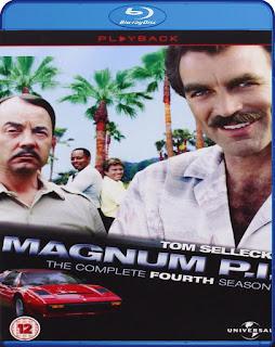 Magnum P.I. – Temporada 4 [5xBD25] *Con Audio Latino, no subs