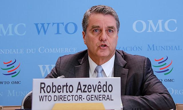 OMC, Roberto Azevedo