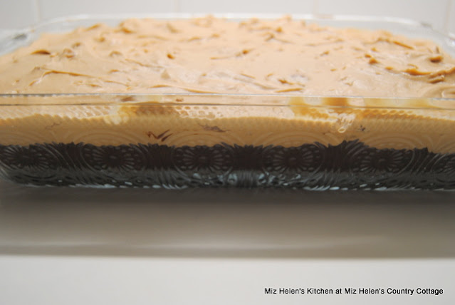 Banana Cake With Espresso Frosting at Miz Helen's Country Cottage