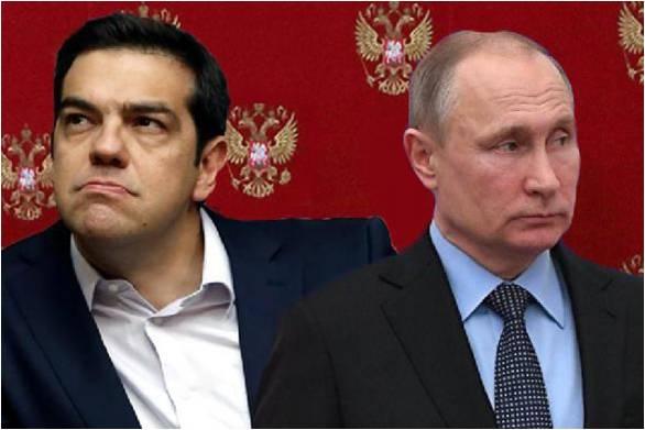 Η KGB τελειώνει τον Τσίπρα