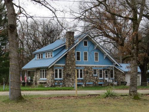 Wilson House, Idlewild, MI