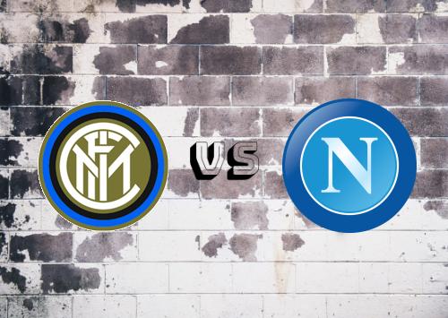 Internazionale vs Napoli  Resumen y Partido Completo