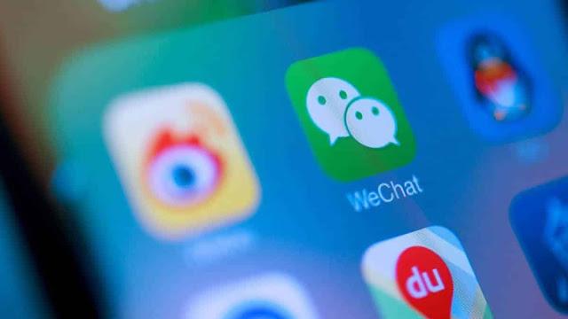 Apple, Disney e outras gigantes temem proibição ao WeChat nos EUA