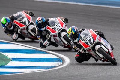 Pembalap muda Indonesia di TTC seri ketiga
