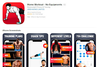 Home Workout - No Equipment
