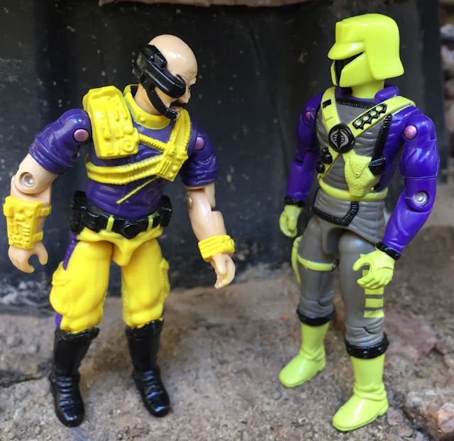 1993 Dr. Mindbender, Battle Corps, Interrogator, Mail Away