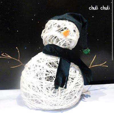 muñeco-nieve-pintura