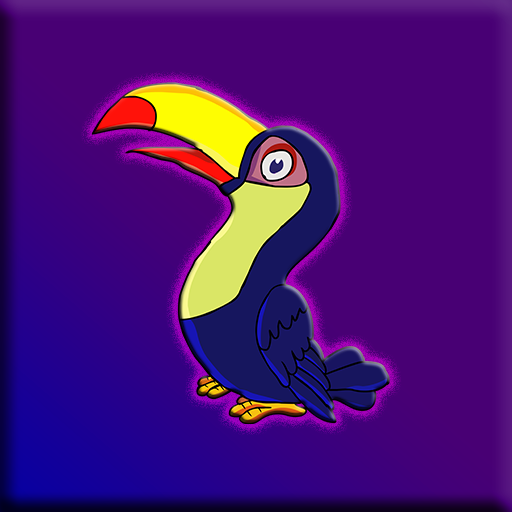 Baby Toucan Escape