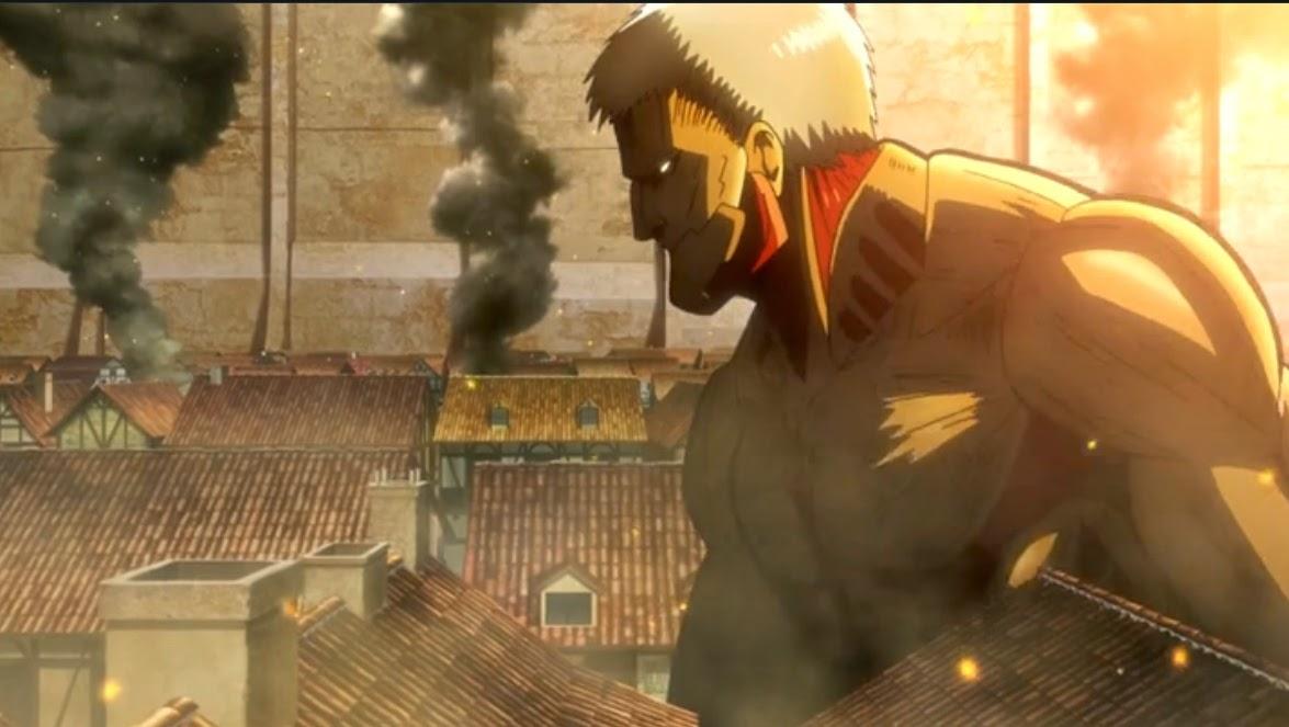 Kiss Anime Attack On Titan Season 3 A Body Of Vagaries Episode 2