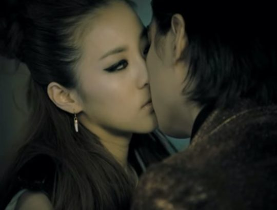Sandara Park Akui Cium Lee Min Ho 50 Kali Saat Pembuatan MV Kiss