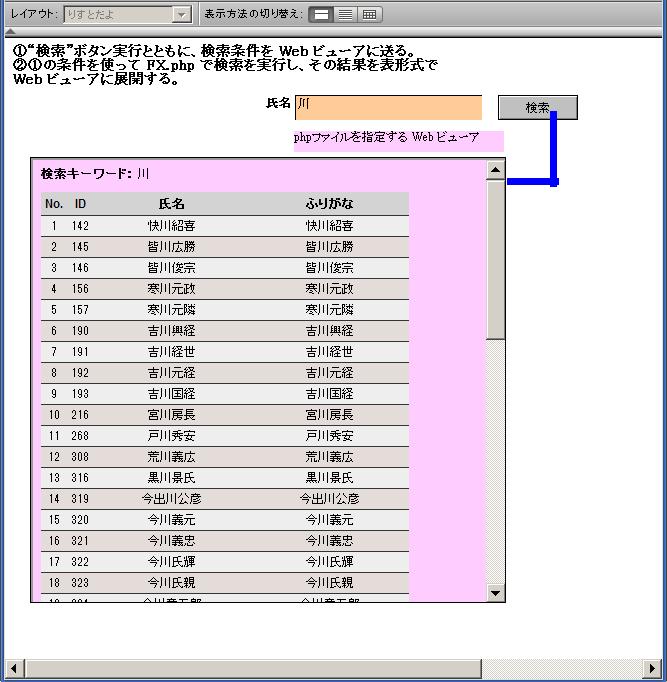 FileMaker IWP (インスタントWeb公開) で一覧を表示させる方法 ...