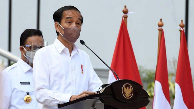 Jokowi: Polri Jangan Ragu Usut, Jangan Ada Aparat Bekingi Mafia Tanah!