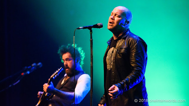 Finger Eleven at The FirstOntario Concert Hall on May 18, 2018 Photo by John Ordean at One In Ten Words oneintenwords.com toronto indie alternative live music blog concert photography pictures photos