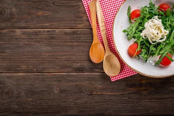Cocina sana para el confinamiento en casa