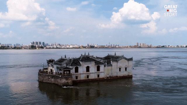Ngôi đền kiên cường nhất thế giới, đứng vững giữa lòng sông suốt hơn 700 năm