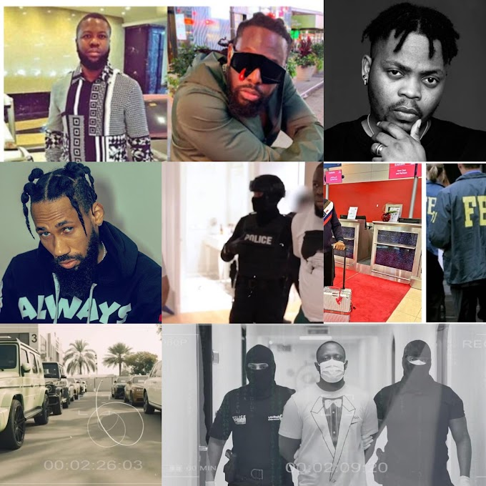 [Gist] Hushpuppi - these artists already prophesied: Phyno, Olamide and Timaya #Arewapublisize