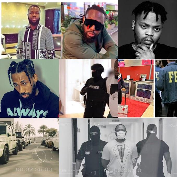 [Gist] Hushpuppi - these artists already prophesied: Phyno, Olamide and Timaya #Arewapublisize