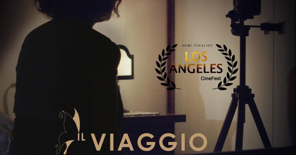 """Il viaggio della Crisalide (The journey of the chrysalis) dell'attrice Cinzia Scaglione """"semi-finalista"""" al """"Los Angeles CineFest"""""""
