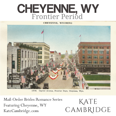cheyenne-wyoming-mail-order-bride-series-kate-cambridge-author