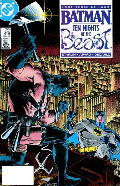 Uno de los mejores villanos de Batman es la KGBestia