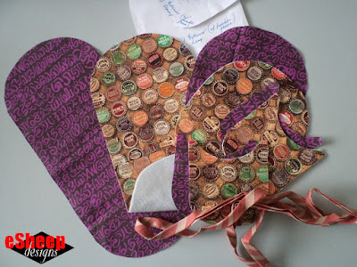 Owl Be Sewing's Ariel Bag crafted by eSheep Designs
