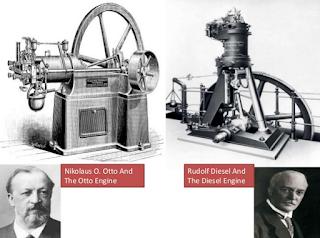 Sejarah Mesin 4 Langkah