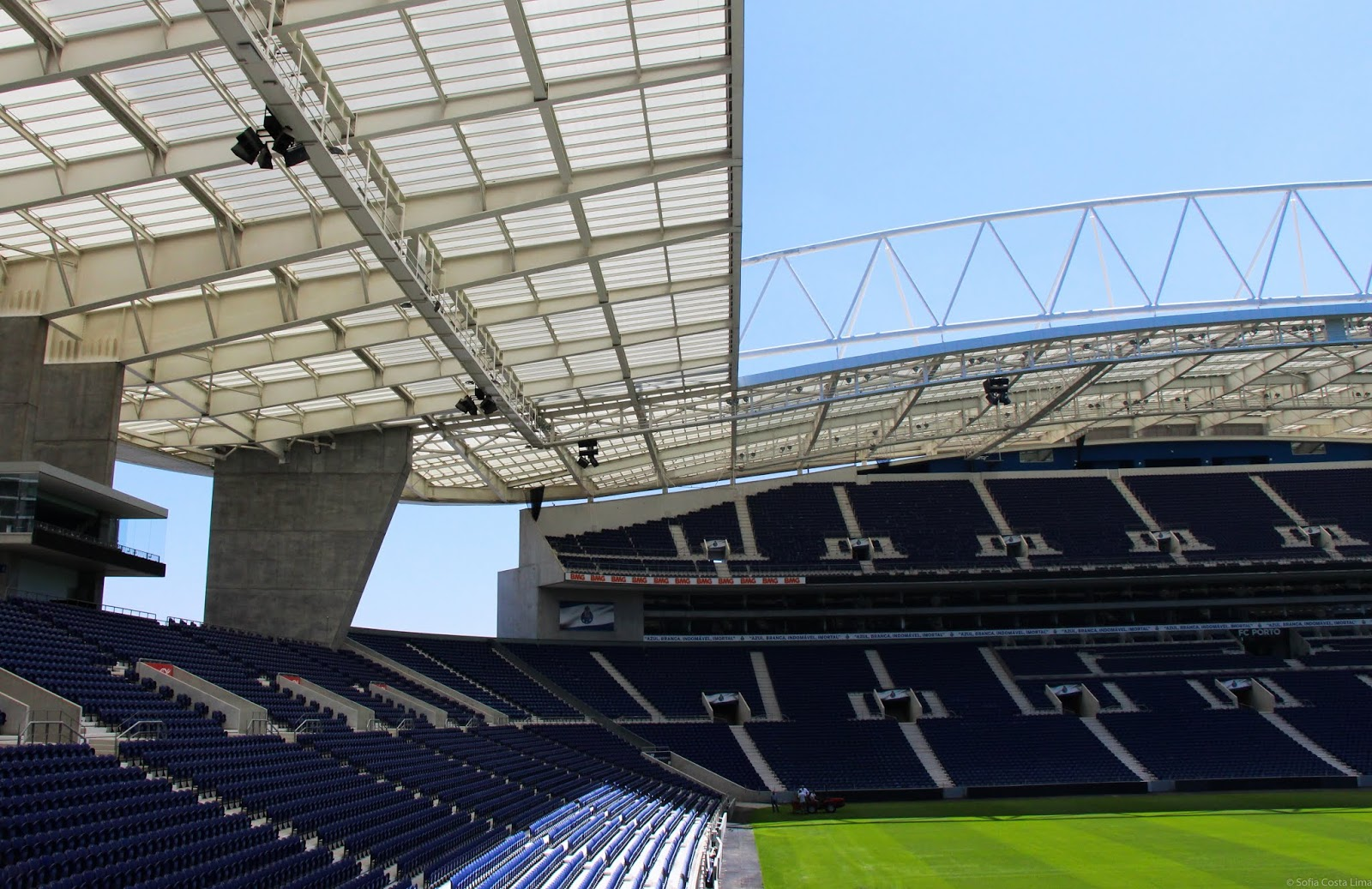 estádio do dragão - porto