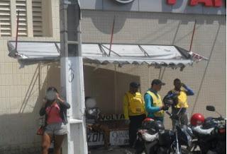 A Prefeitura de Camocim também invadiu o bolso dos mototaxistas