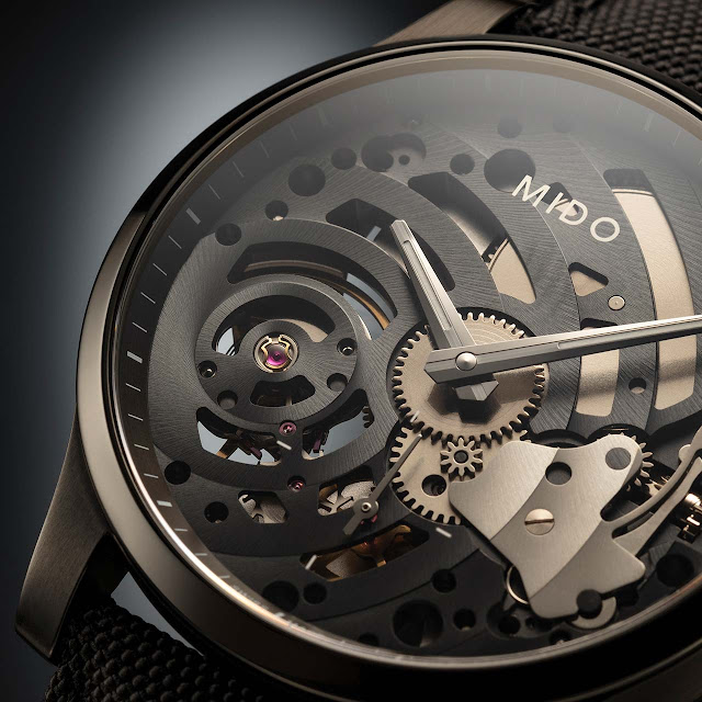 Mido Multifort Mechanical Skeleton Limited Edition M032.605.47.410.00
