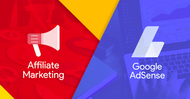 google adsense dan affiliate marketing