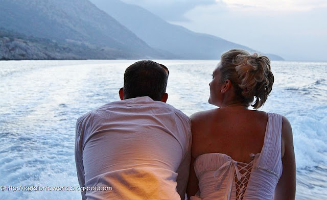 Kefalonia wedding Emma and Neal Fulls