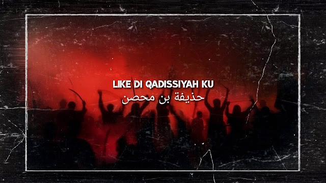 Lirik Lagu Perang II Ayien Rahman
