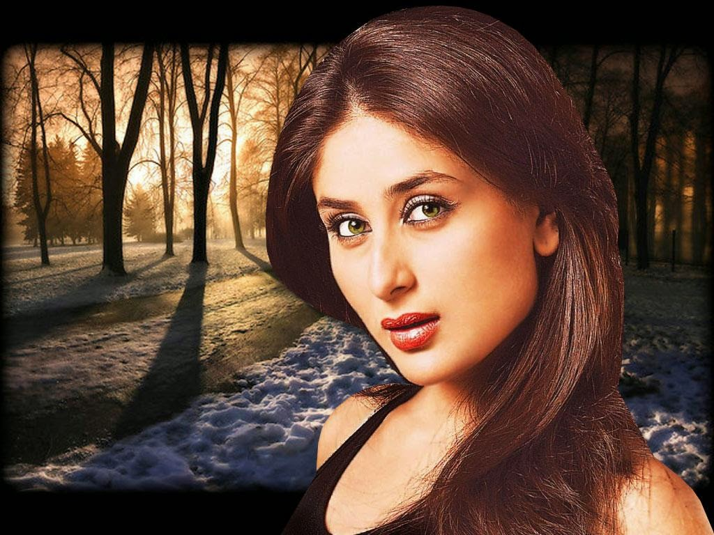 Bollywood Actress Kareena Kapoor HD Wallpaper