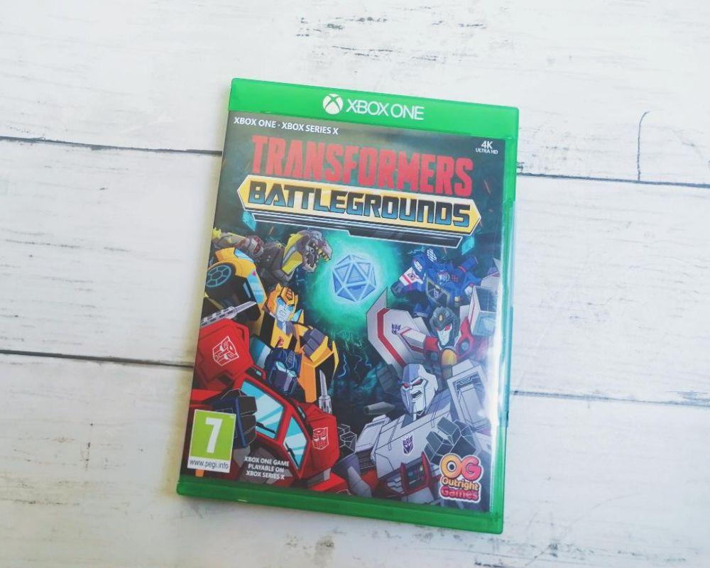 Transformers Battlegrounds Game review
