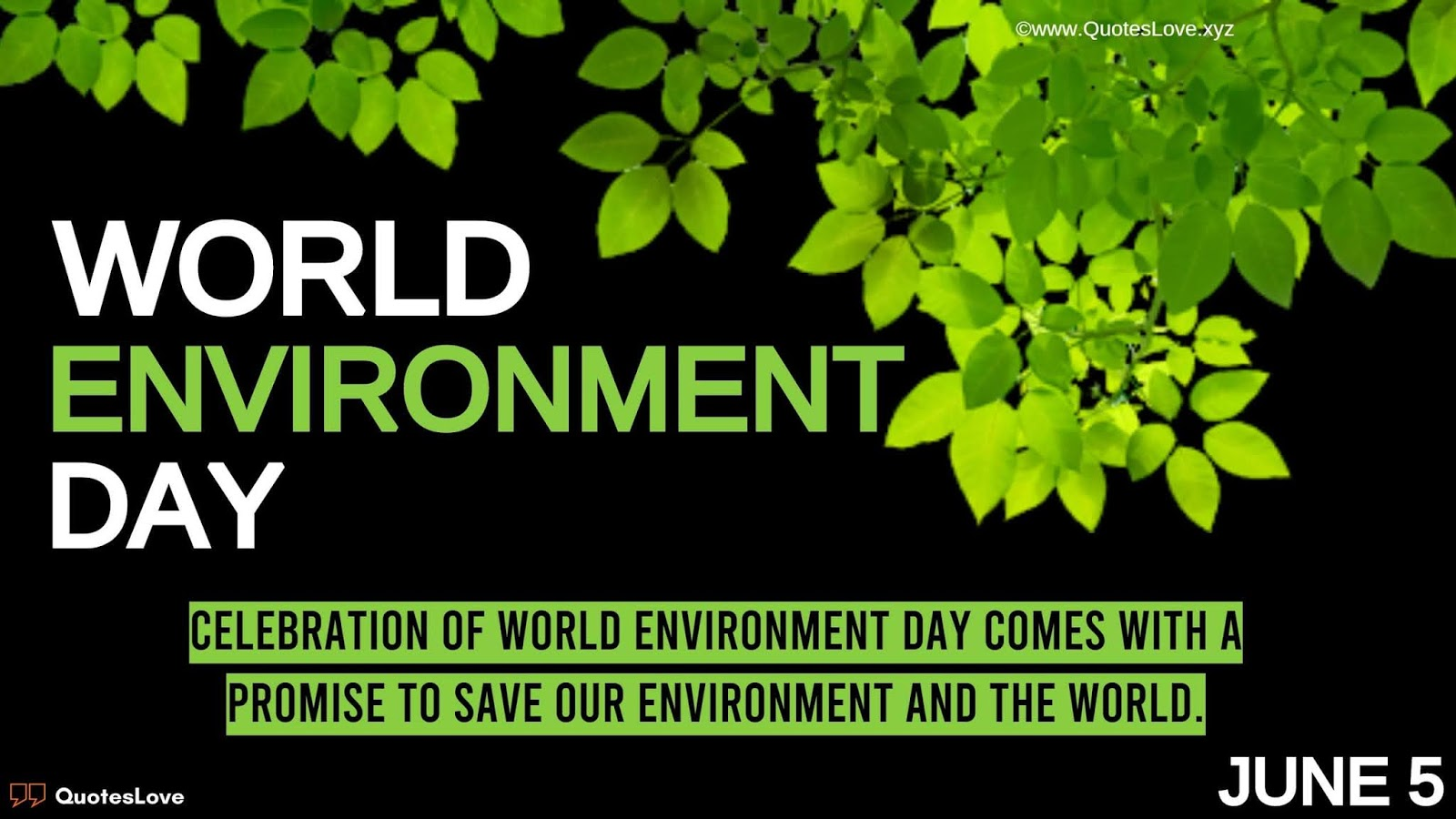 World Environment Day Quotes, Wishes, Messages, Greetings, Themes, Images, Pictures, Wallpaper