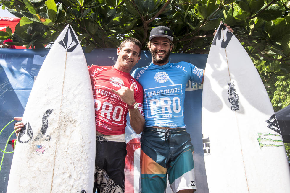 2016 Martinique Surf Pro Highlights Champions Crowned in Martinique