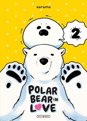 """couverture de  """"Polar Bear in Love, T2"""" de Koromo chez Soleil"""