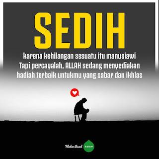 kata kata bijak islami motivasi sedih